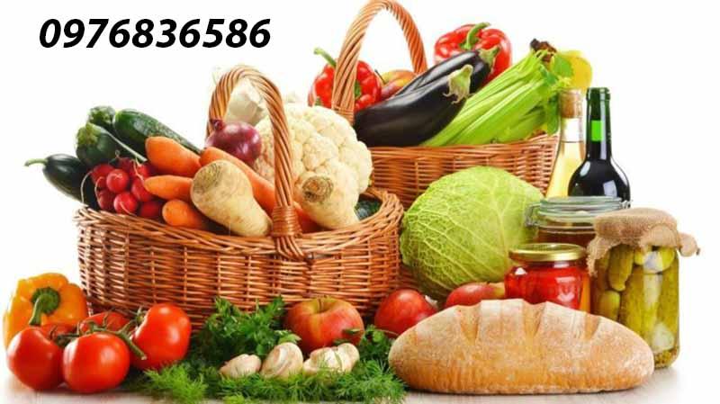 Ảnh hưởng của thực phẩm lên người bệnh
