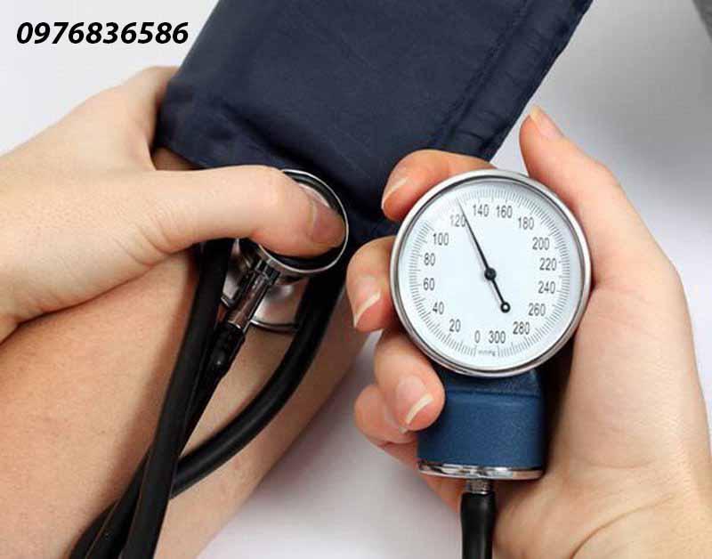Bệnh tụ huyết áp (huyết áp thấp)